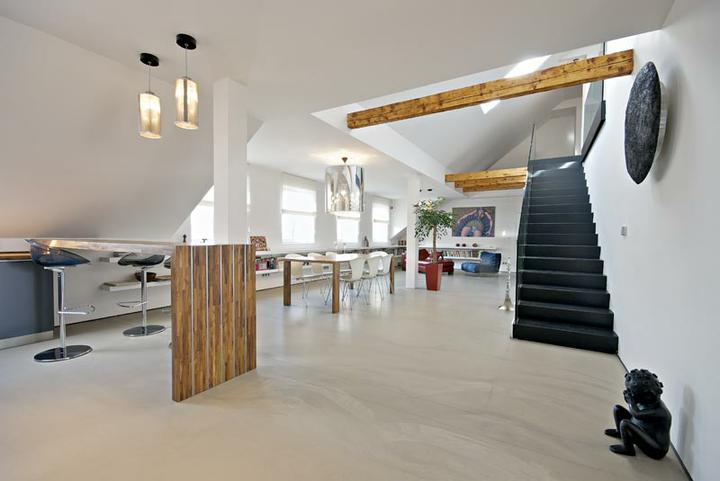 Pre mňa úžasná kombinácia dreva a šedej farby - Obrázok č. 115