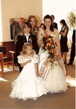 S mojí mamčou, synem a dcerou