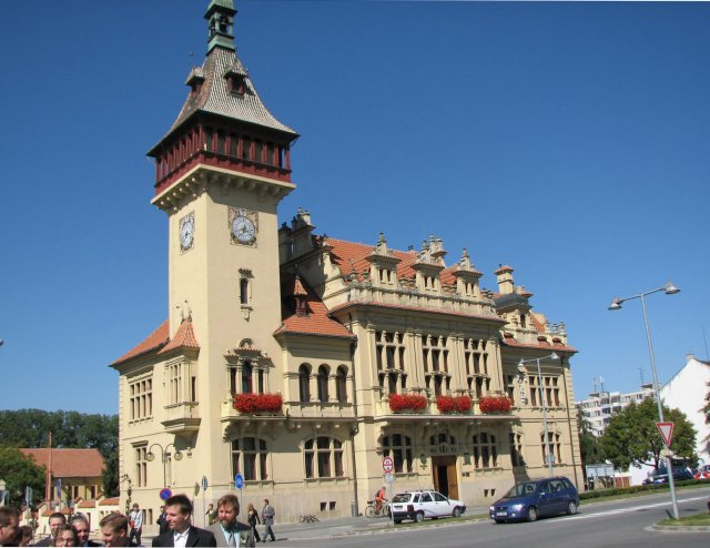 Napajedelská radnice