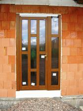 vysněné vstupní dveře dle nás - hliník HEROAL 110E