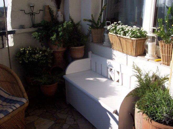 ... na balkóne - Obrázok č. 161