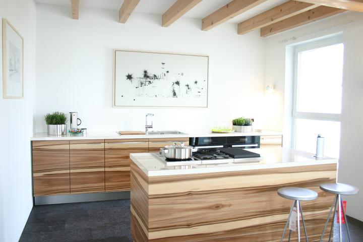 Ako si staviame sen - inšpirácie na kuchyňu - DOKONALE drevo :)