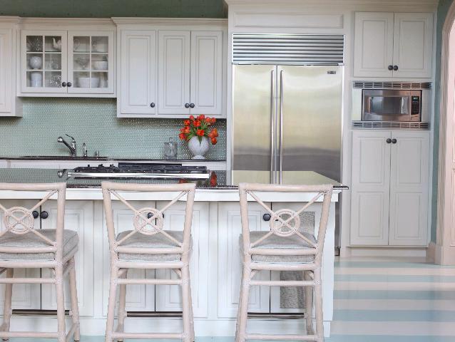 Drevo a biela v kuchyni - Obrázok č. 55