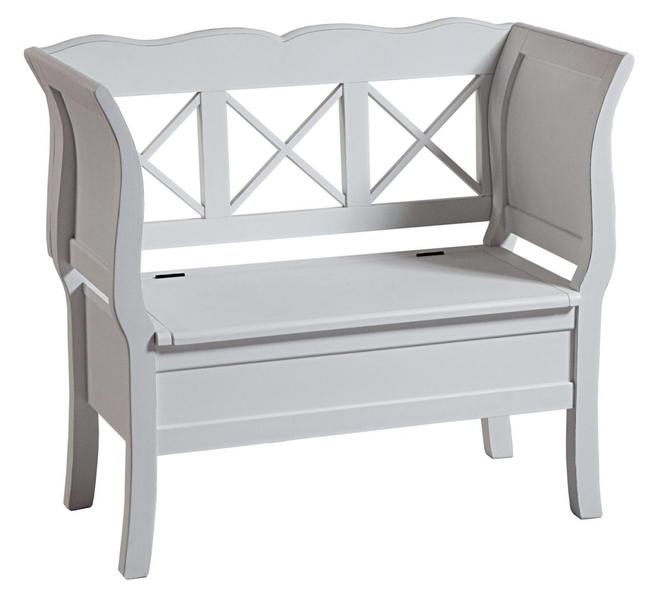 Biely  romanticky nábytok - Obrázok č. 1