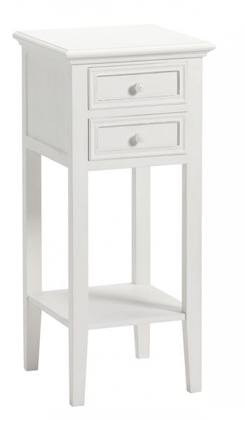 Biely  romanticky nábytok - Obrázok č. 6