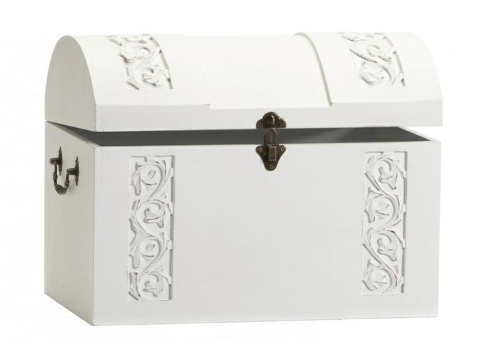 Biely  romanticky nábytok - Obrázok č. 8