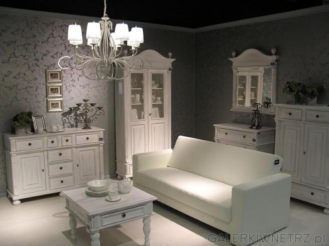 Biely  romanticky nábytok - Obrázok č. 22