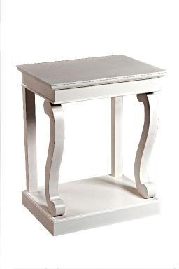 Biely  romanticky nábytok - Obrázok č. 11