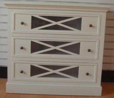 Biely  romanticky nábytok - Obrázok č. 10