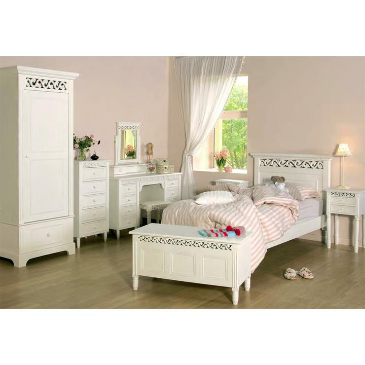 Biely  romanticky nábytok - Obrázok č. 18