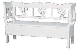 Biely  romanticky nábytok - Obrázok č. 5