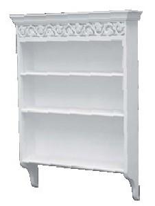Biely  romanticky nábytok - Obrázok č. 19