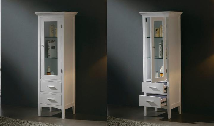 Biely  romanticky nábytok - Obrázok č. 25