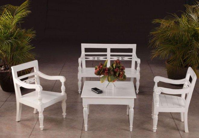 Biely  romanticky nábytok - Obrázok č. 29