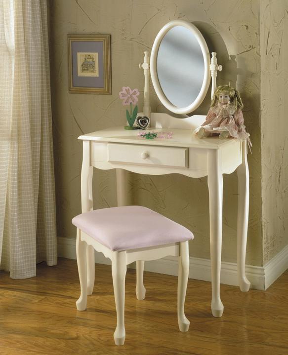 Biely  romanticky nábytok - Obrázok č. 30