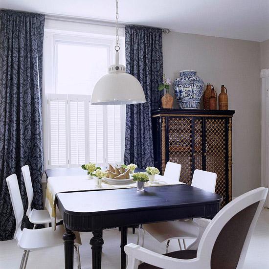 Čo nás inšpiruje... - páči sa mi rozdielna farebnosť stoličiek a stola