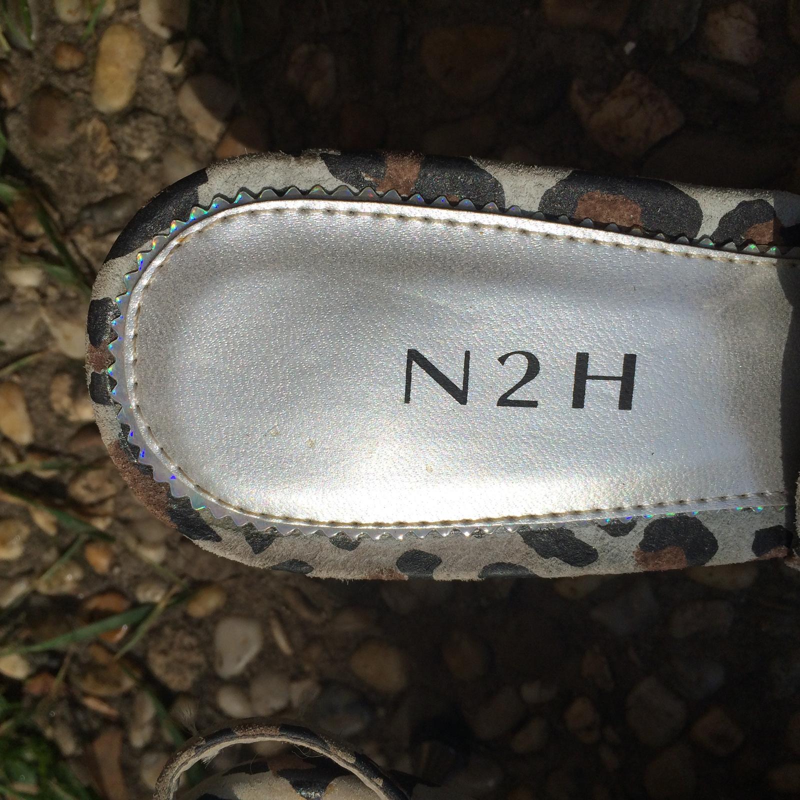 Leopardí boty na podpatku - Obrázek č. 2