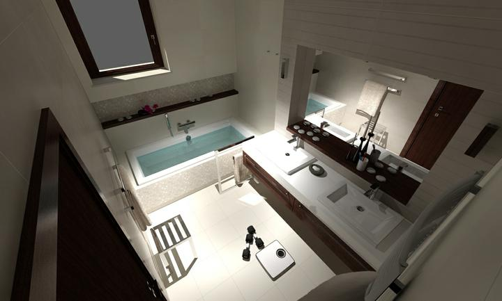 Galéria kúpeľní - vizualizácie - 3D kúpeľne