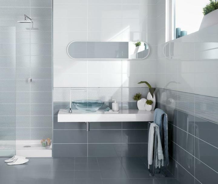 Keramické obklady a dlažby v kúpeľni - Obrázok č. 25