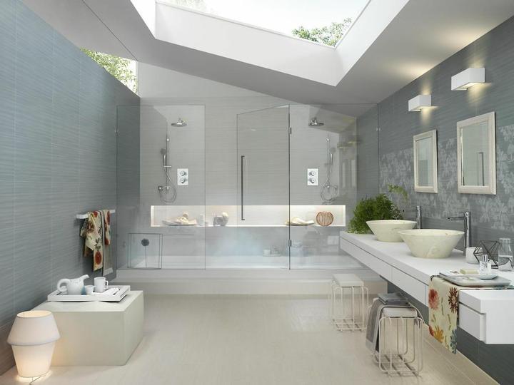 Nové kolekcie kúpeľňových obkladov - www.modernekupelne.sk