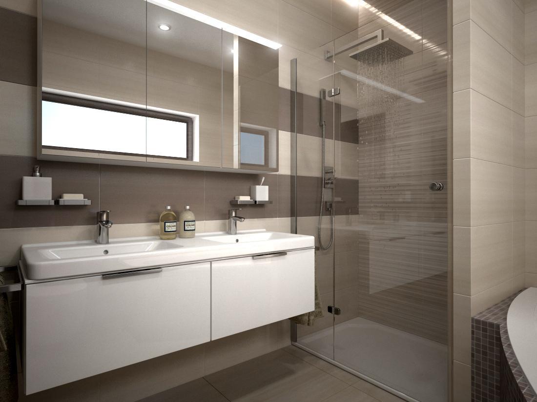 Vizualizácie kúpeľne - Obrázok č. 64