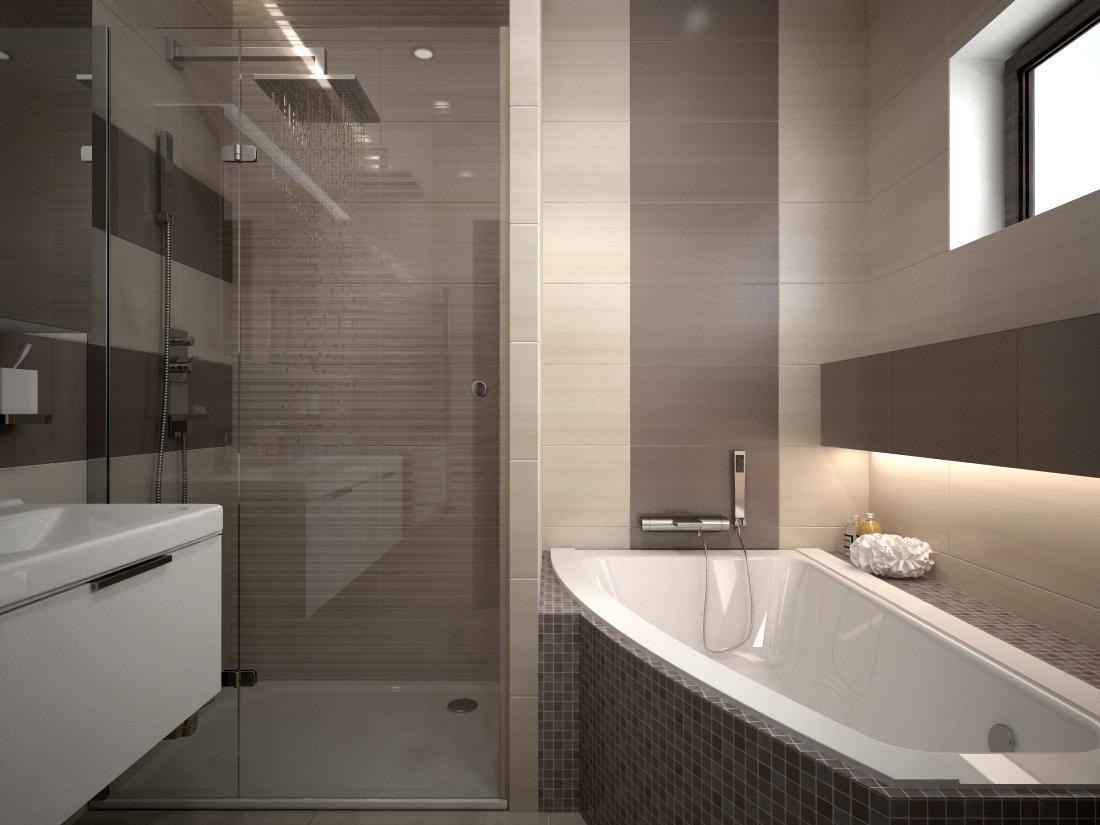Vizualizácie kúpeľne - Obrázok č. 65