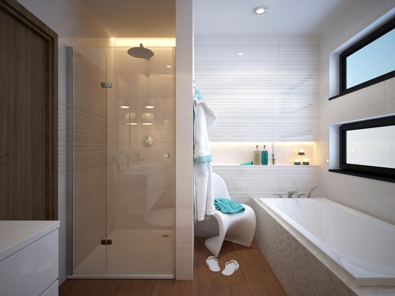 Vizualizácie kúpeľne - Obrázok č. 20