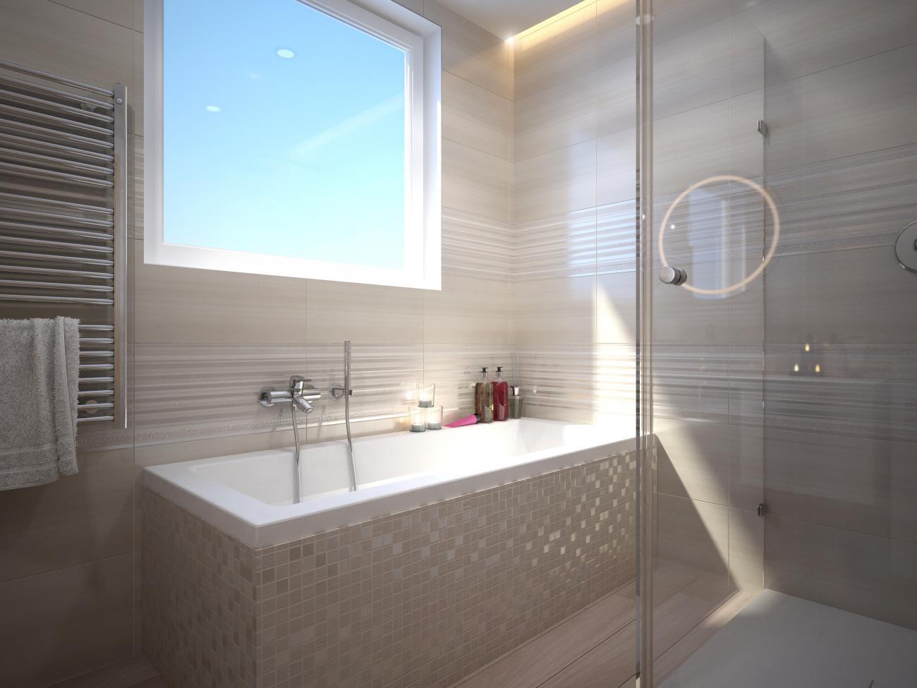 Vizualizácie kúpeľne - Obrázok č. 37