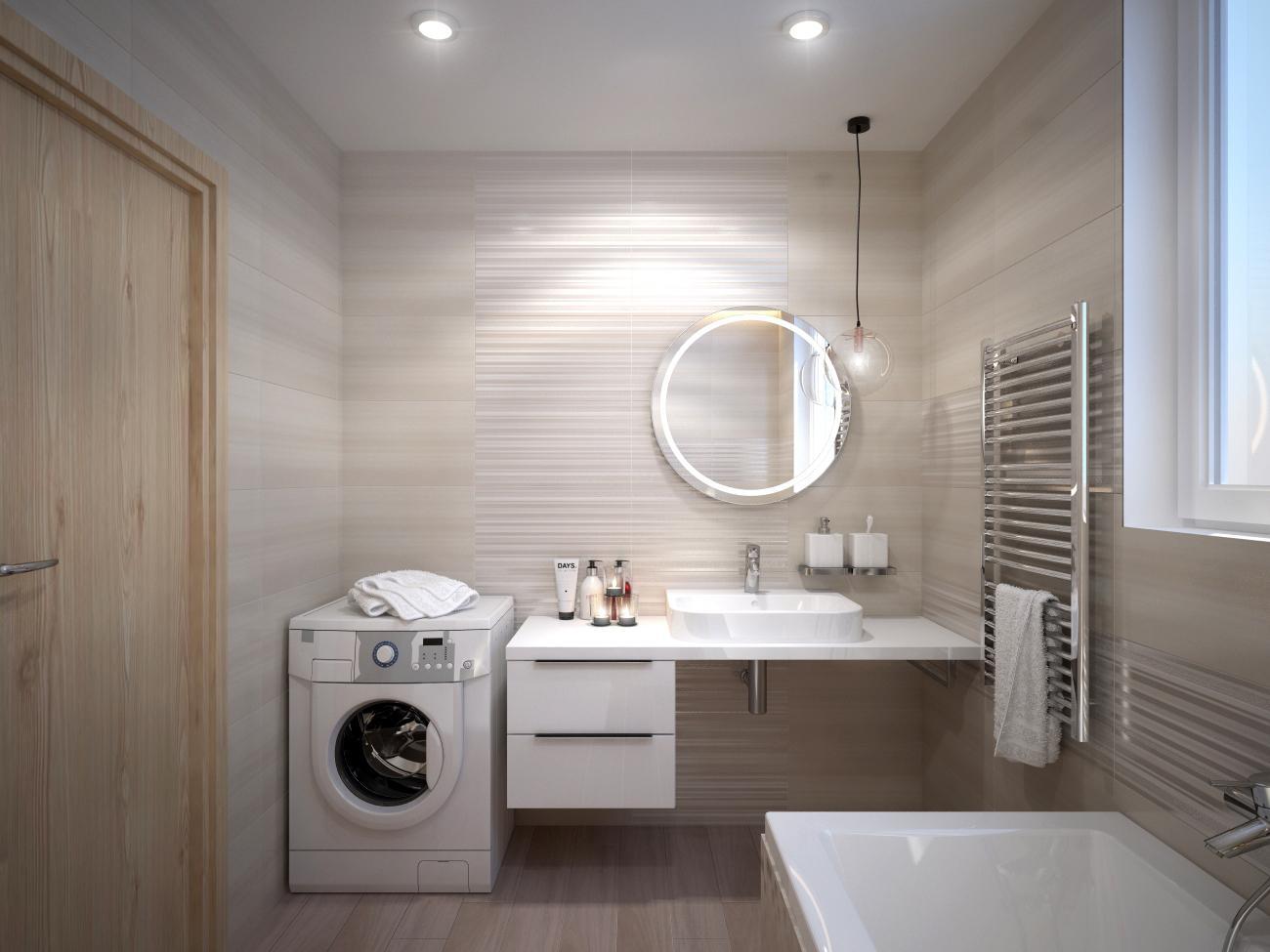 Vizualizácie kúpeľne - Obrázok č. 38