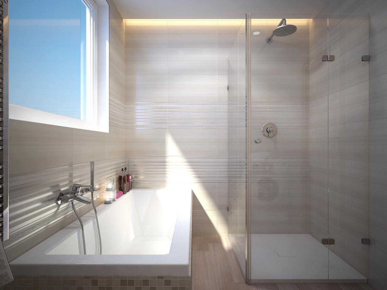 Vizualizácie kúpeľne - Obrázok č. 40