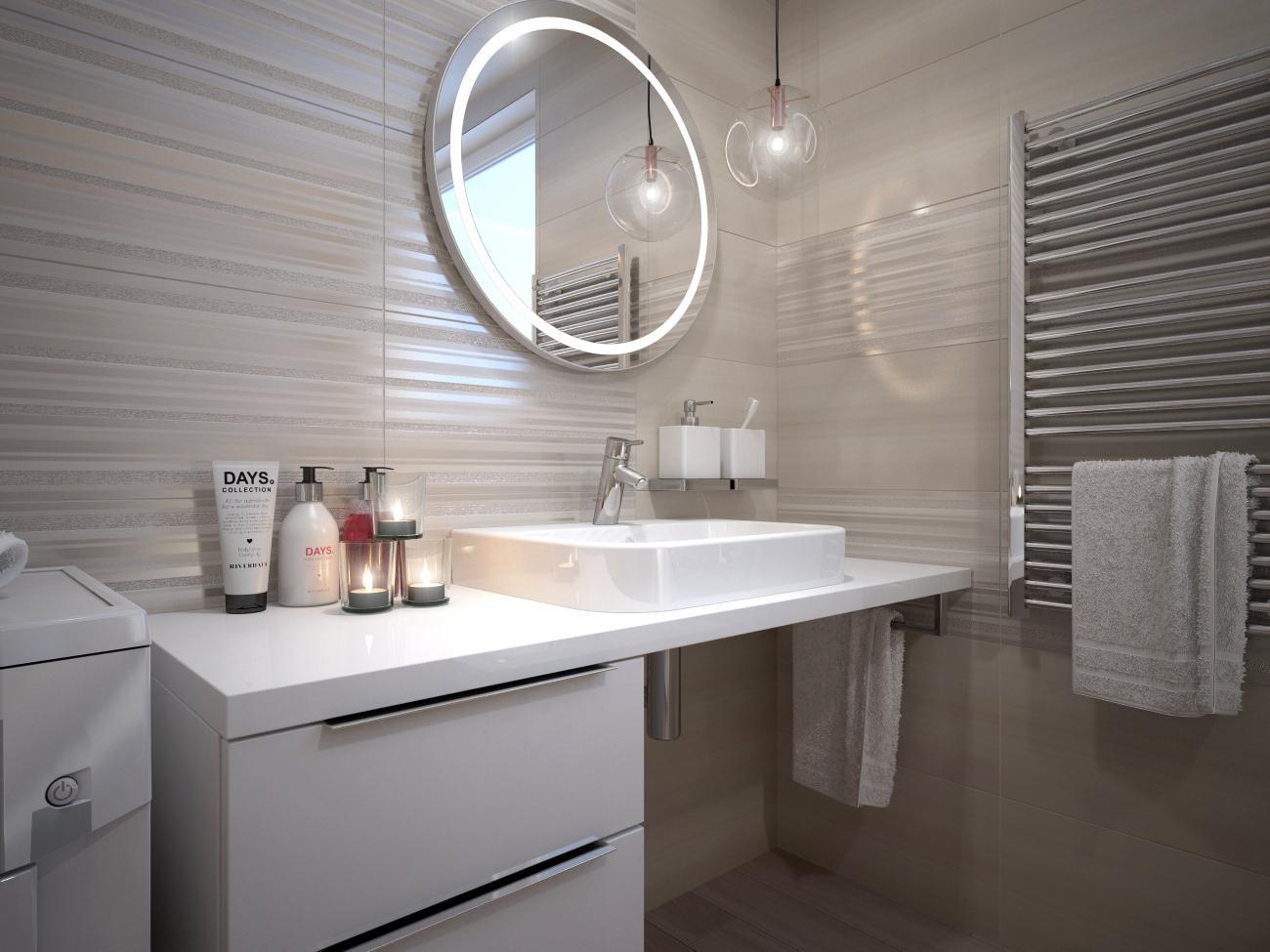 Vizualizácie kúpeľne - Obrázok č. 43