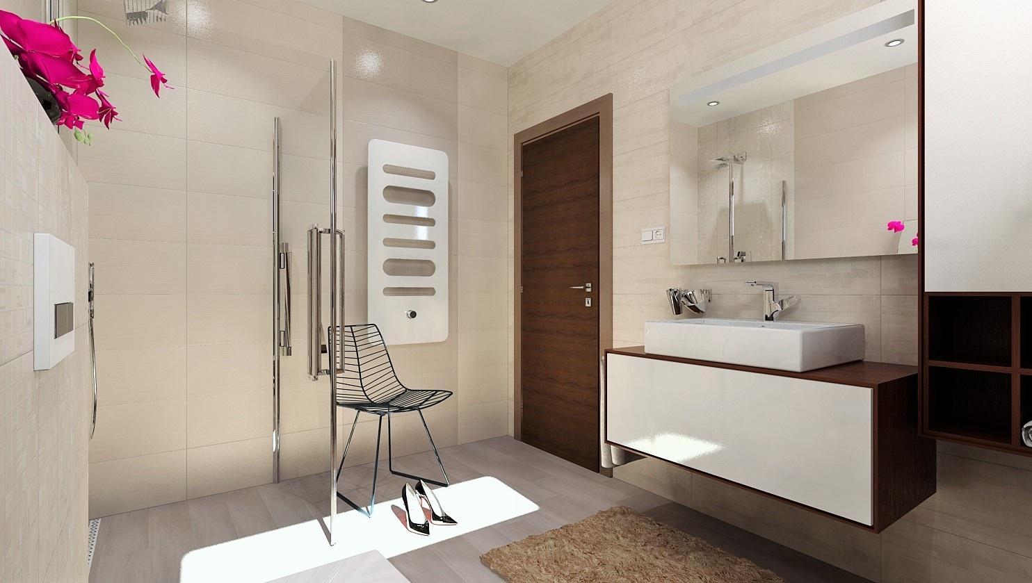 Vizualizácie kúpeľne - Obrázok č. 47