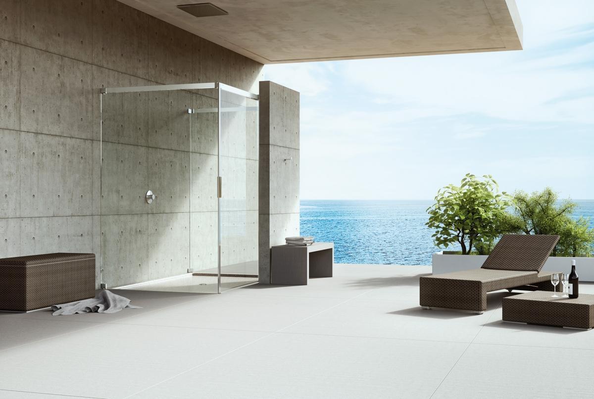 Dizajnové vybavenie kúpeľne - Posuvné sprchové dvere v elegantnom prevedení - ACQUA 50003