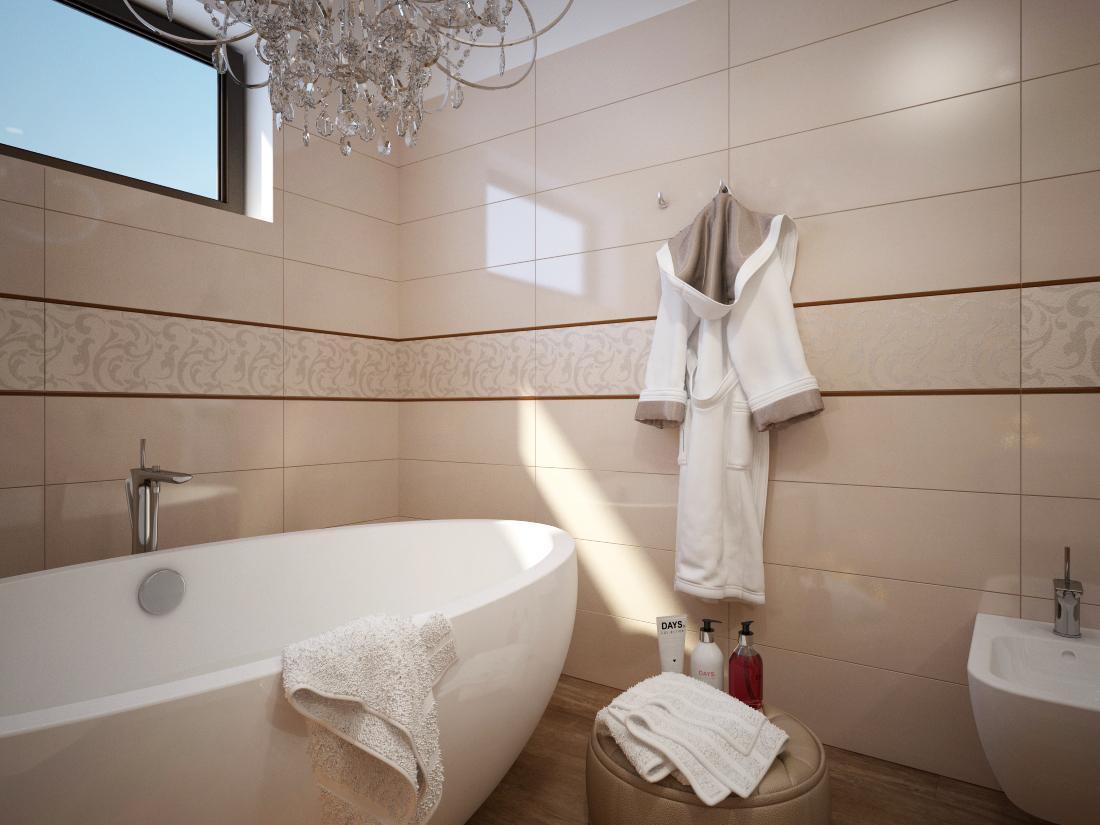 3D návrhy kúpeľní - vizualizácie - Obrázok č. 10