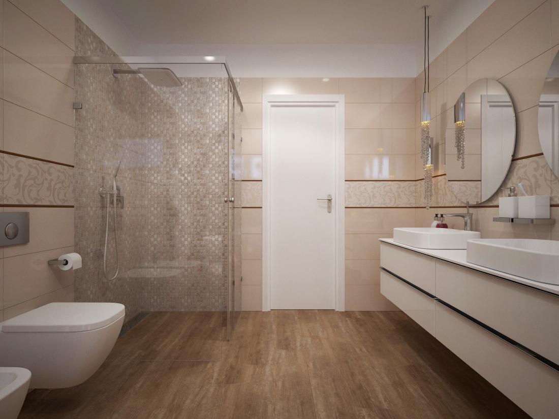 3D návrhy kúpeľní - vizualizácie - Obrázok č. 11