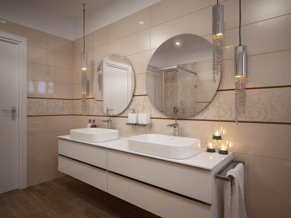 3D návrhy kúpeľní - vizualizácie - Obrázok č. 12