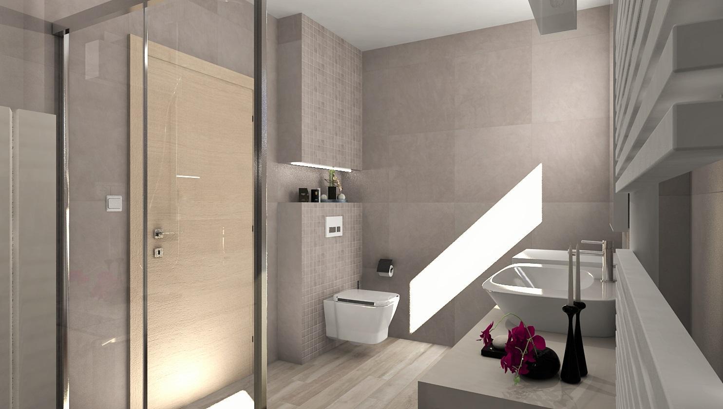 3D návrhy kúpeľní - vizualizácie - Obrázok č. 15