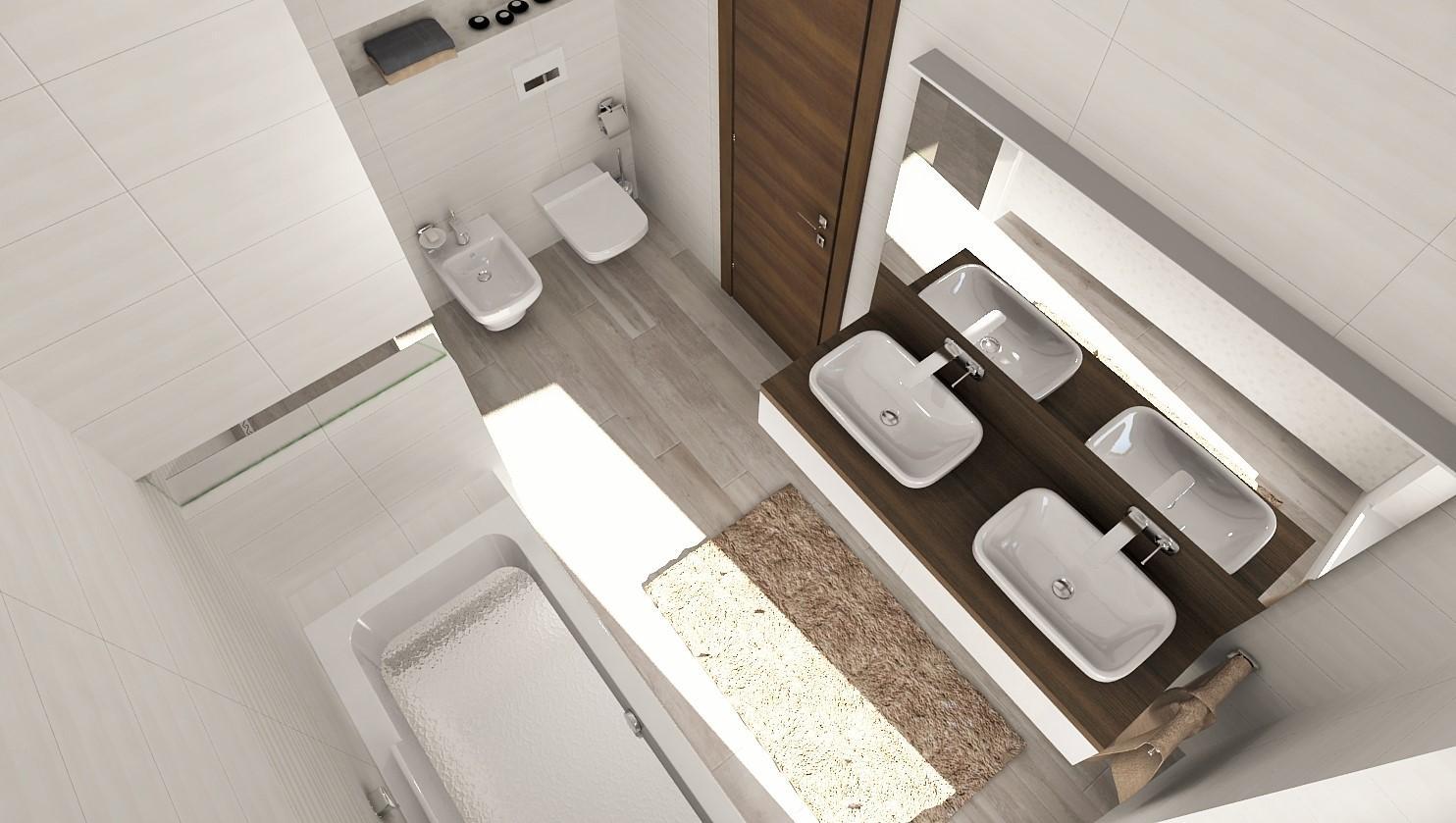 3D návrhy kúpeľní - vizualizácie - Vizualizácia kúpeľne - www.modernekupelne.sk/navrhy-kupelni
