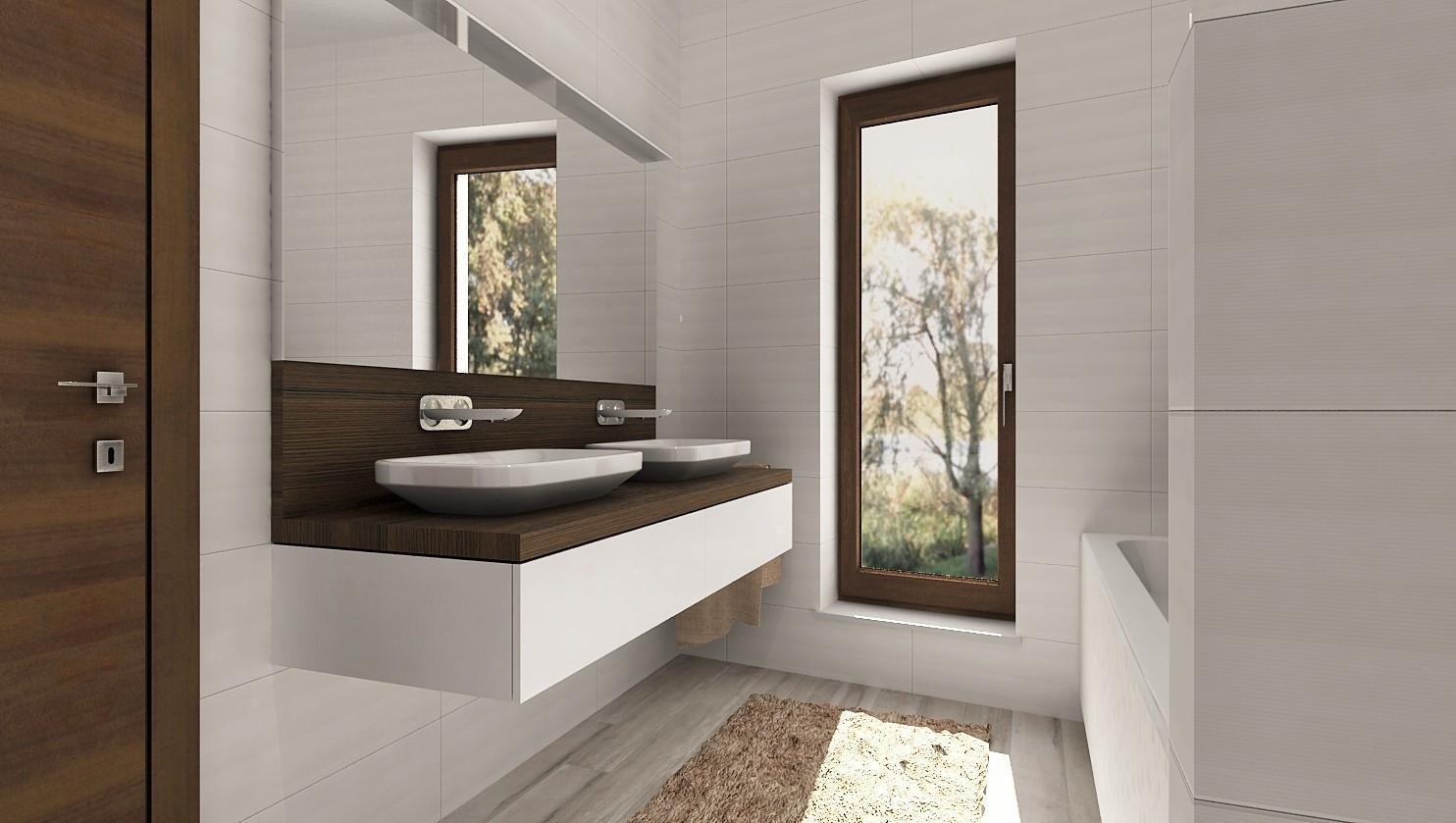 3D návrhy kúpeľní - vizualizácie - BENEVA - kúpeľňové štúdio Nitra - www.modernekupelne.sk