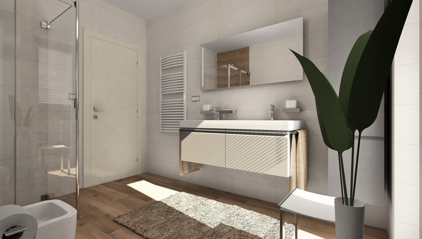 3D návrhy kúpeľní - vizualizácie - Obrázok č. 29
