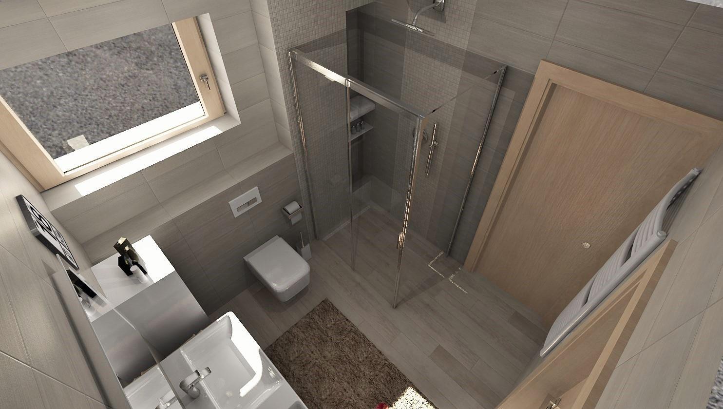 3D návrhy kúpeľní - vizualizácie - Obrázok č. 35