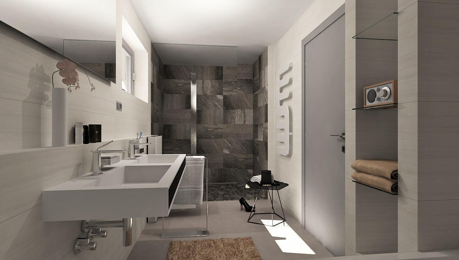 3D návrhy kúpeľní - vizualizácie - Obrázok č. 47