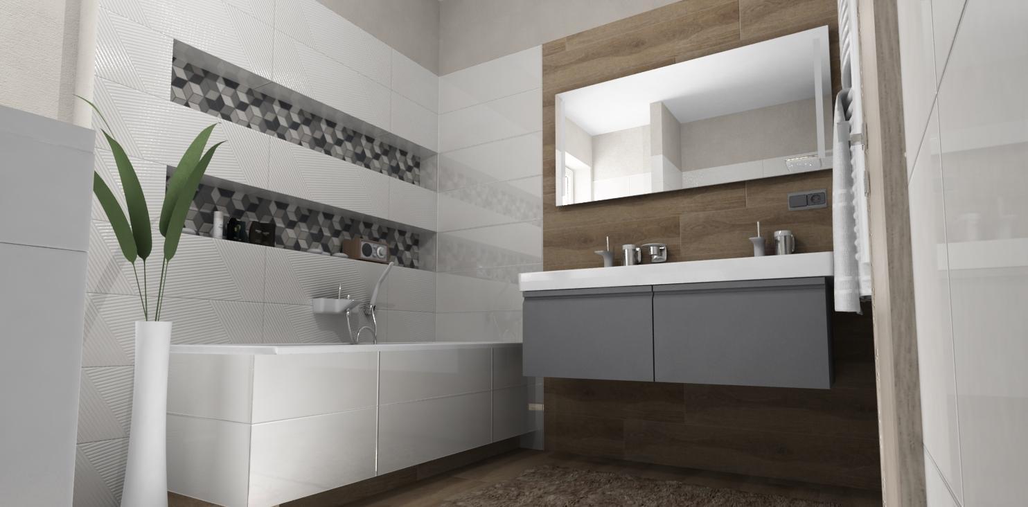 Vizualizácie kúpeľne - Obrázok č. 96