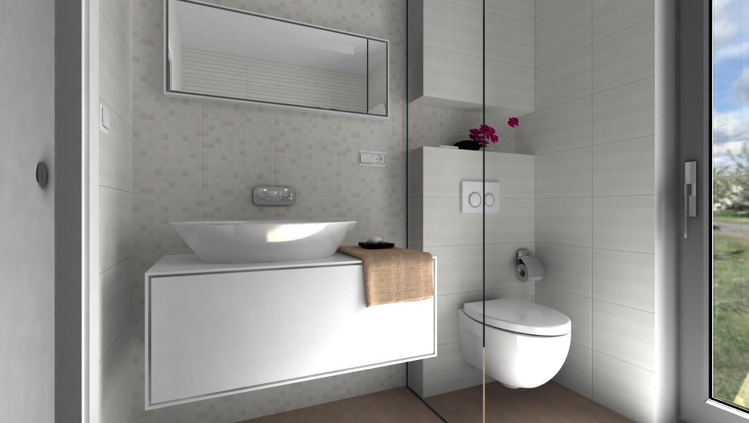 3D návrhy kúpeľní - vizualizácie - Obrázok č. 52