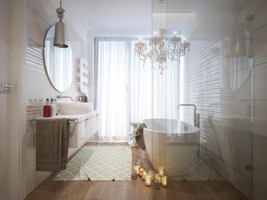 3D návrhy kúpeľní - vizualizácie - Obrázok č. 53