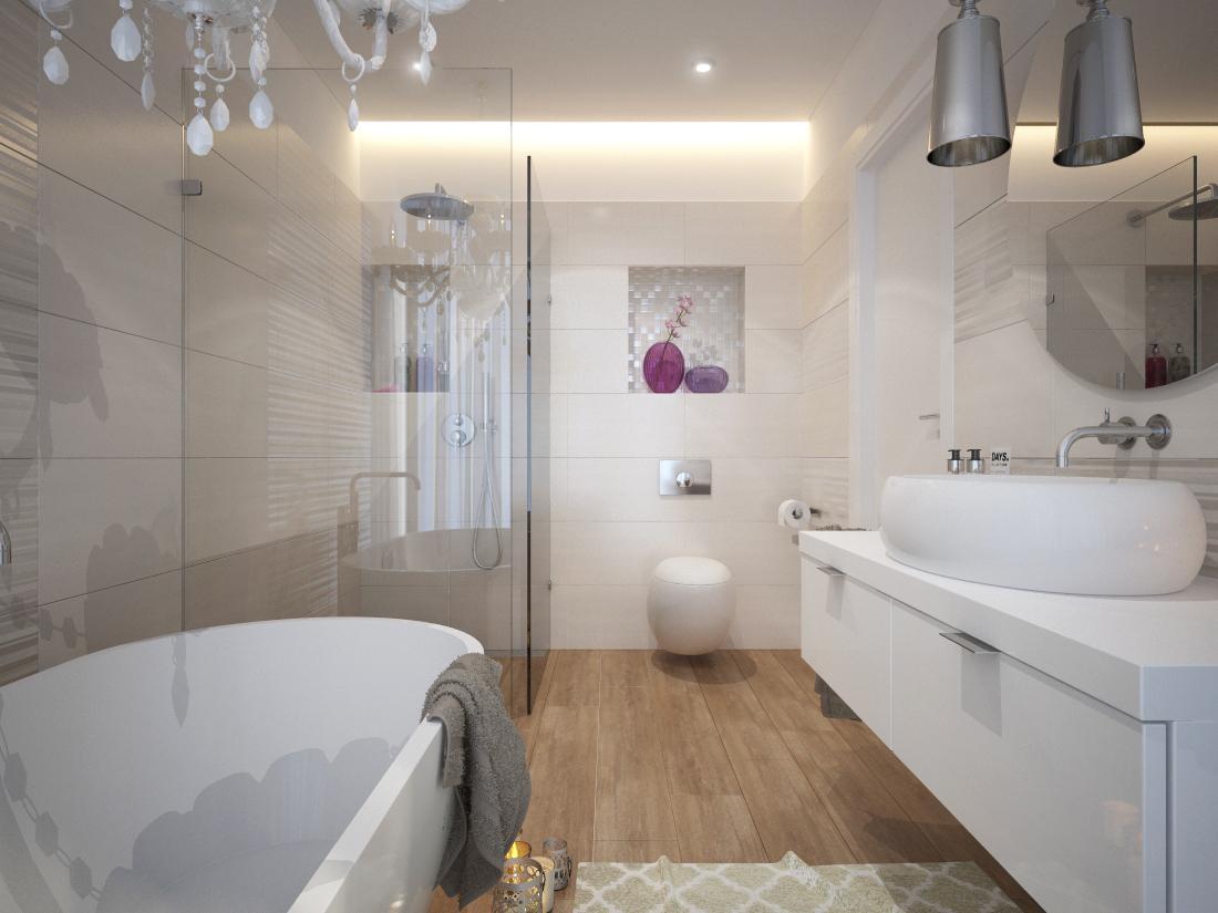 3D návrhy kúpeľní - vizualizácie - Obrázok č. 54