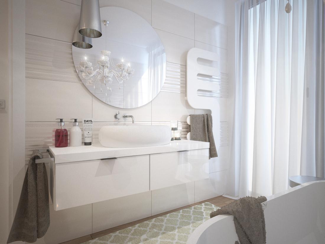 3D návrhy kúpeľní - vizualizácie - Obrázok č. 55