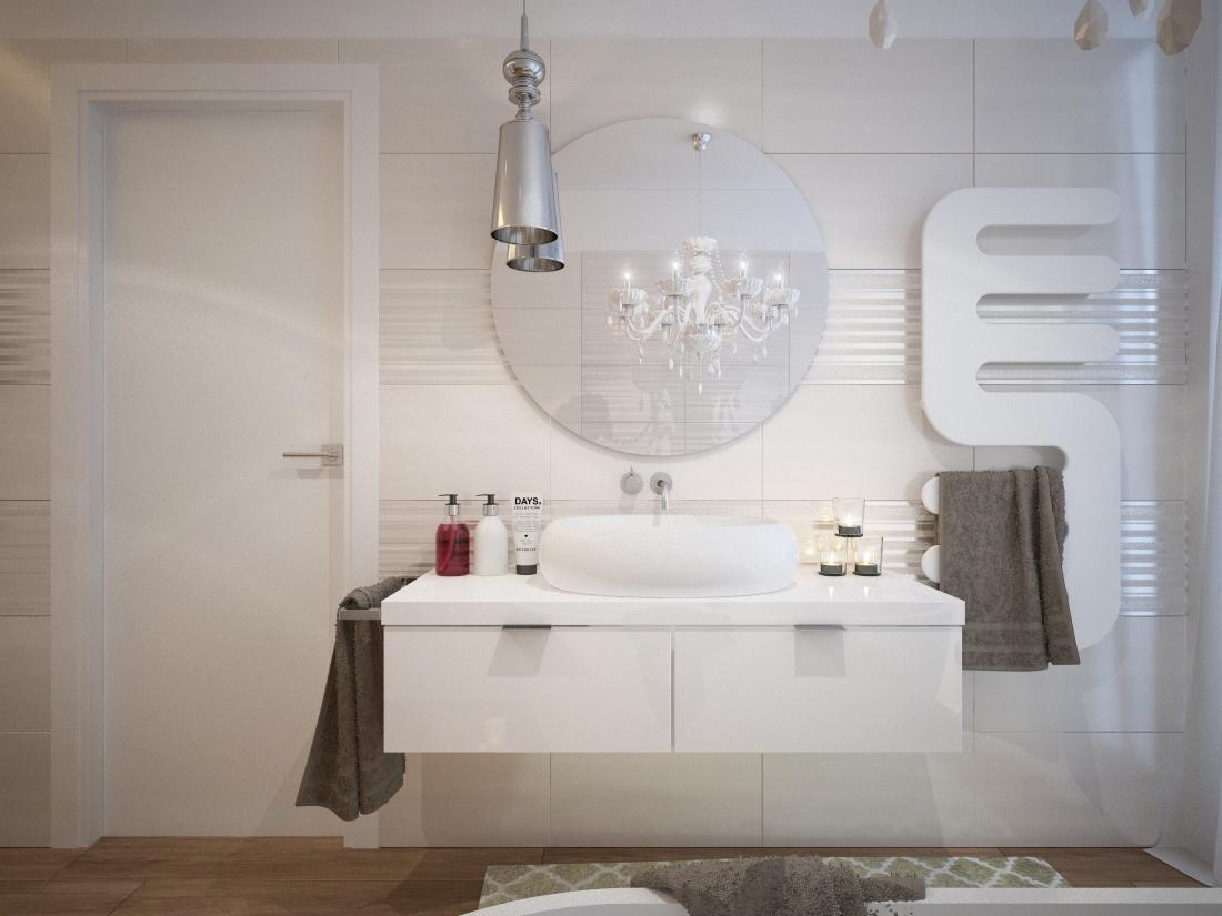 3D návrhy kúpeľní - vizualizácie - Obrázok č. 56