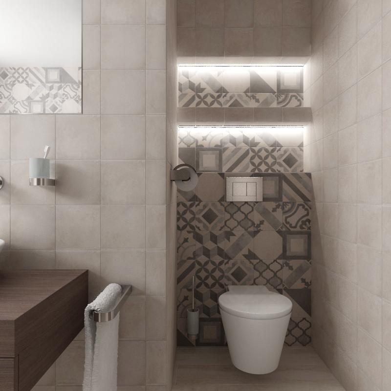 3D návrhy kúpeľní - vizualizácie - Obrázok č. 62