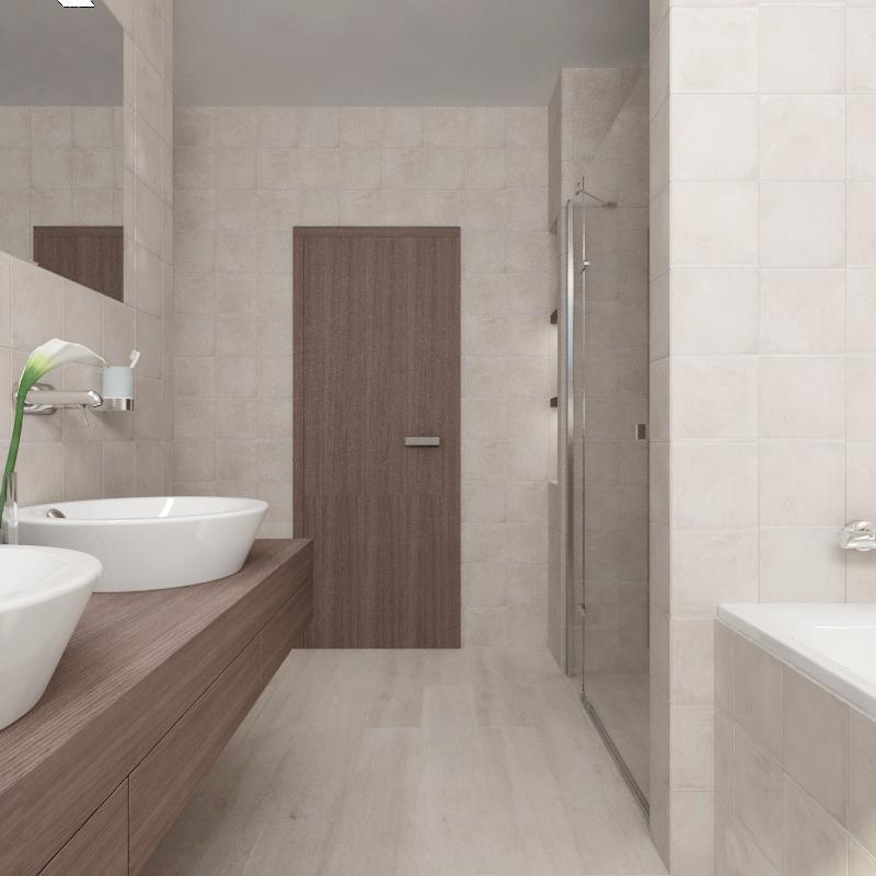 3D návrhy kúpeľní - vizualizácie - Obrázok č. 63